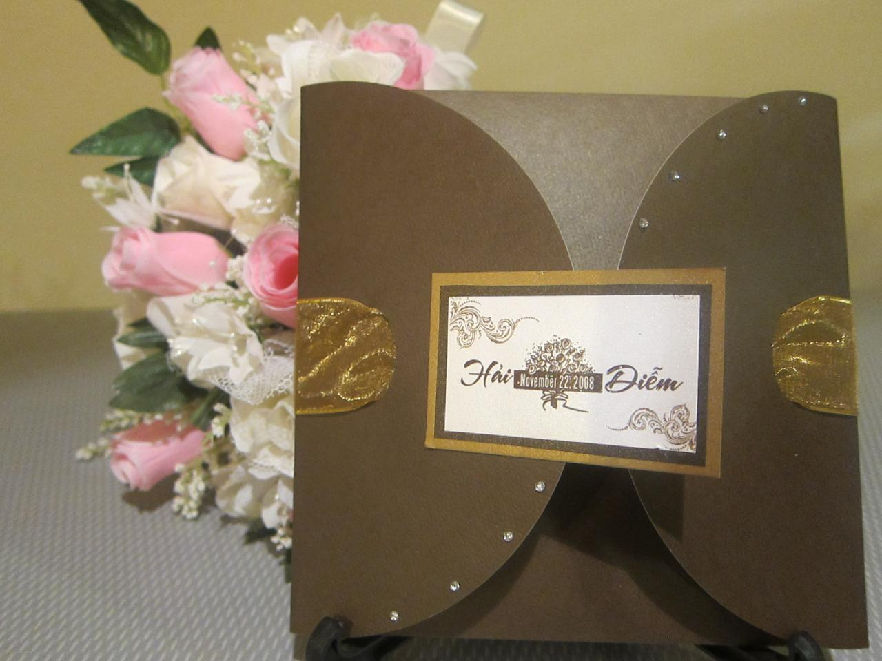 Song Hy Printing - Wedding Cards - NEW DESIGNS